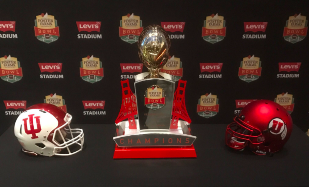 2016 Foster Farms Bowl Preview: #19 Utah vs. Indiana