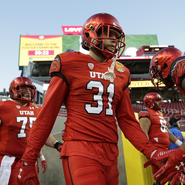 Foster Farms Bowl #19 Utah vs. Indiana 5