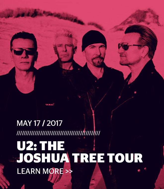 U2: The Joshua Tree Tour