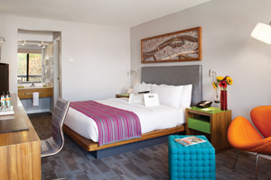 Sync Up With Avatar Hotel The Perfect Portal To Vibrant Technology Hub Of Silicon Valley This Santa Clara Boutique Will Keep You Connected
