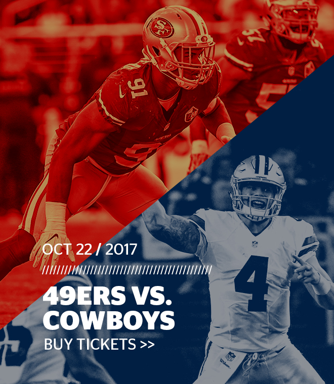 49ers vs. Cowboys