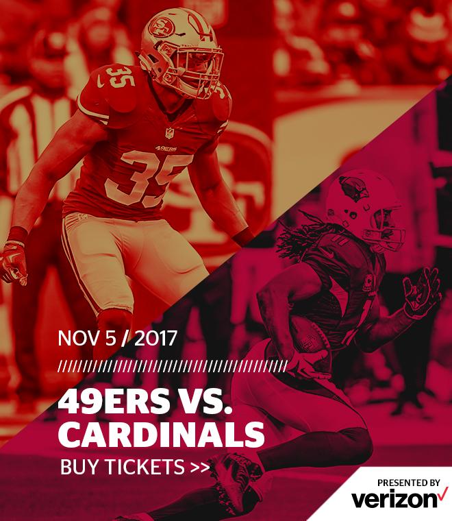 49ers vs. Cardinals