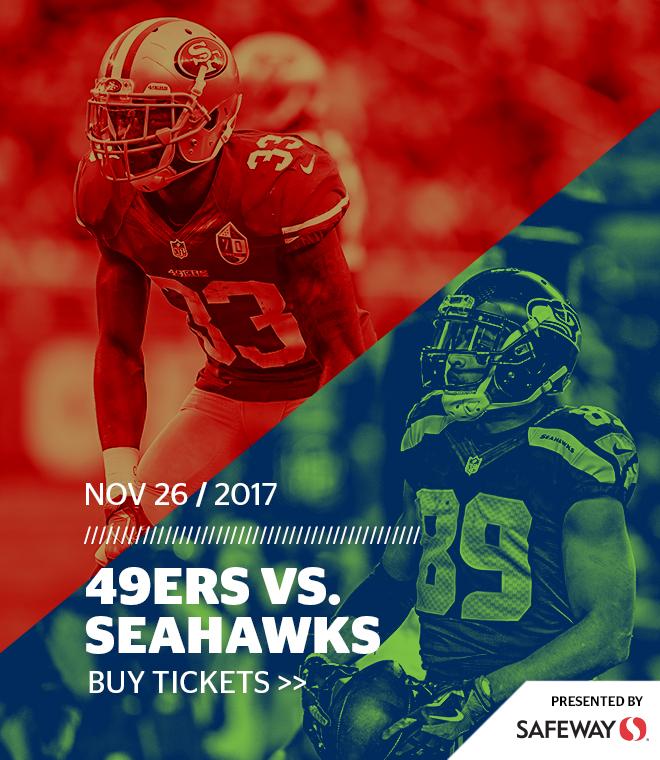 49ers vs. Seahawks
