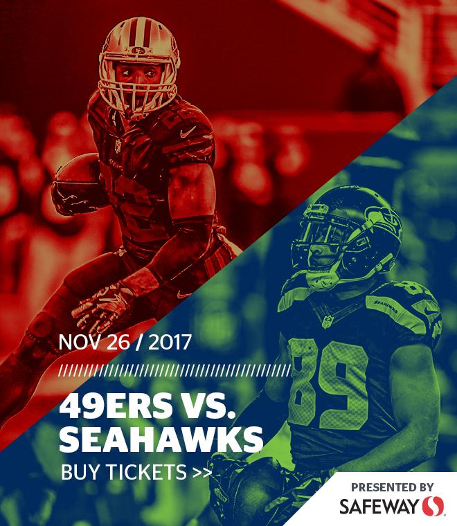 Seahawks vs. 49ers