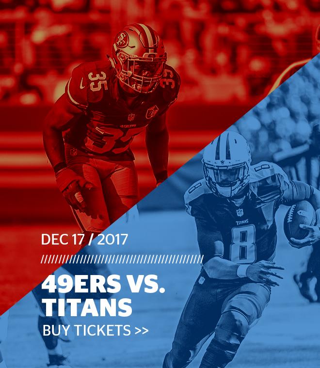 49ers vs. Titans