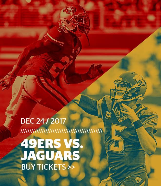 49ers vs. Jaguars