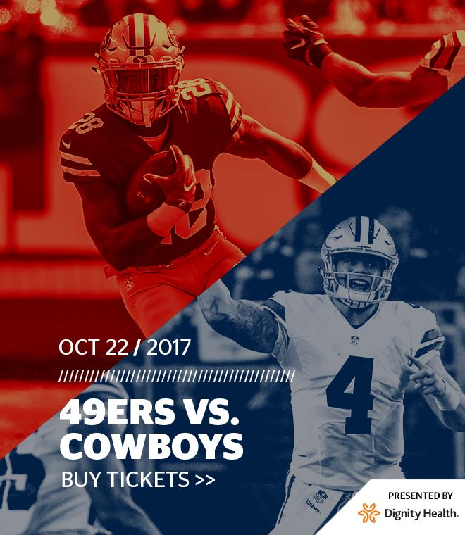 49ers vs. Cowboys