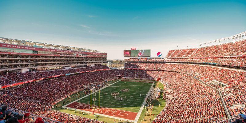Levis Stadium Capacity >> Home - Levi's® Stadium