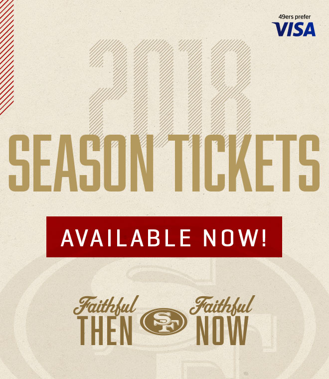 2018 Season Tickets