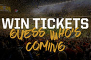 WIN TICKETS - GUESS WHO'S COMING
