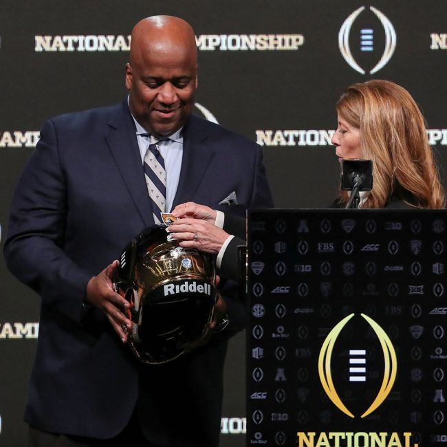 College Football National Championship Press Conference
