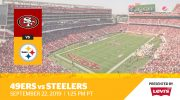 Week 3: 49ers vs. Steelers