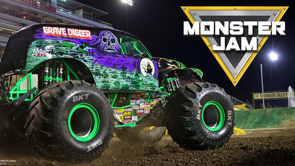Monster Jam Events 2020.2020 Monster Jam Levi S Stadium