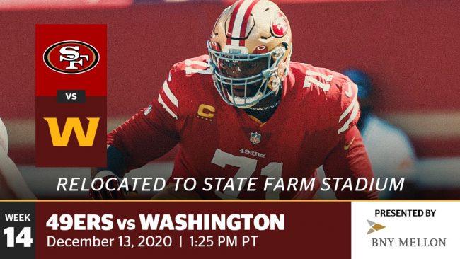 49ers Vs Washington Football Team Levi S Stadium